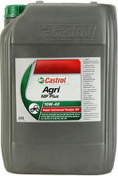 Castrol Agri MP Plus 10W40